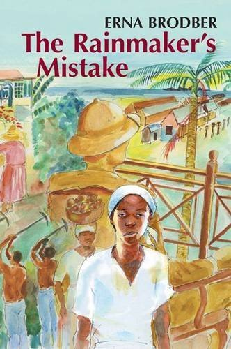 Cover of The Rainmaker's Mistake by Erna Brodber